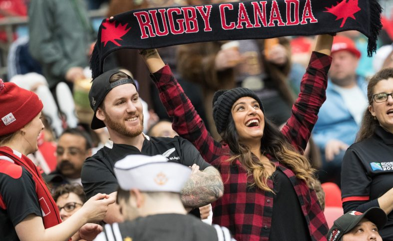 Fans - Rugby Canada