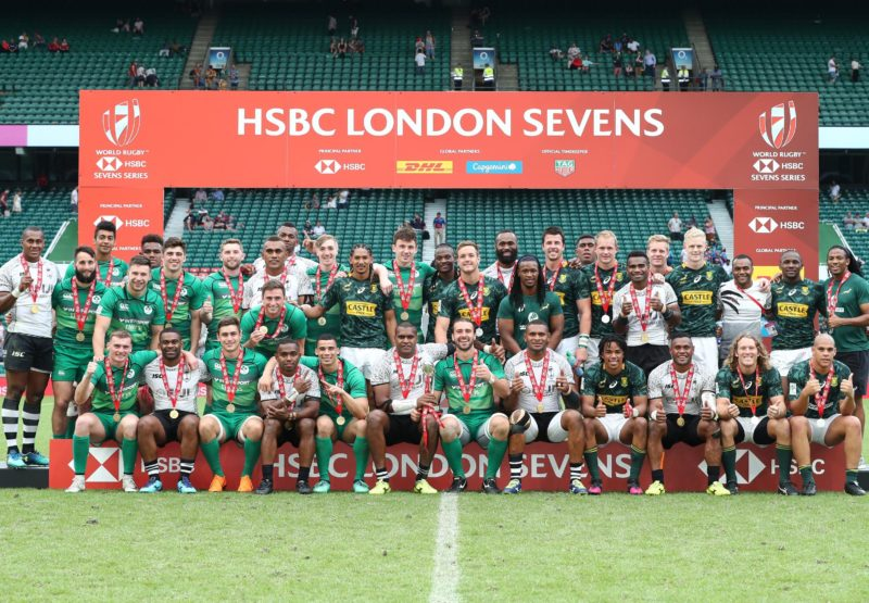 TOP MOMENTS FROM HSBC LONDON 7S 2018